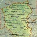 «Мой город: вчера, сегодня, завтра». Занятие по развитию речи в подготовительной группе к 95-летию г. Кемерово.