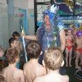 Физкультурный досуг в бассейне: «Море волнуется…»