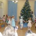 Новогодний праздник для детей средней группы