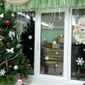 «Оформление новогодних окон»