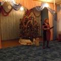 Фотоотчёт с новогоднего праздника.
