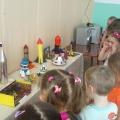«Космическая выставка». Совместная деятельность детей и родителей.