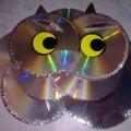Мастер-класс: «Мои фантазии» (поделки из CD-дисков)