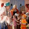 Сценарий праздника «Рождественские колядки»