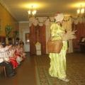 Сценарий осеннего фольклорного праздника «Золотая Ярмарка»