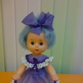 Дидактическая кукла для ознакомления детей с цветом.