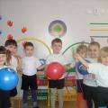 Оформление физкультурного уголка в группе.
