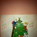 Акция «Ёлочка— зелёная иголочка» в нашем детском саду.