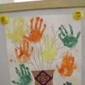 «Раз ладошка, два ладошка» (коллективное рисование с детьми 2–4 лет)