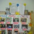 «Лучшие мамы на свете» Выставка детских работ.