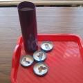 Дидактическое пособие «Волшебный цилиндр» для детей младшего дошкольного возраста