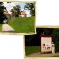 Баусский замок. Путешествие по Латвии