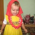 Бусы из пояса, костюмы для малышей