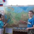 Игра-занятие «Русь. Россия. Родина моя!» (итоговое)