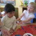 План-конспект интегрированной совместной образовательной деятельности для детей младшего дошкольного возраста