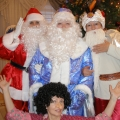 Новогодний утренник «Три Деда Мороза»