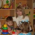 Сенсорное развитие у детей раннего возраста