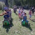 Детский сабантуй, посвящённый Дню защиты детей
