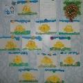 Конспект познавательного занятия по аппликации «Цыпленок на лужайке» для детей подготовительной группы