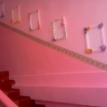Оформление лестничных площадок в детском саду