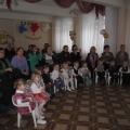 Совместный досуг для детей первой младшей группы с мамами