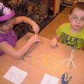 Организованная деятельность с детьми вне НОД по теме «Первые весенние цветы»