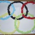 «Олимпийские талисманы». Поделки младших дошкольников