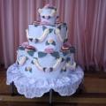 Торт для сюрпизного момента на празднике