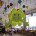Мягкая игрушка «Солнышко» для лучшей адаптации детей