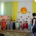 Фотоотчет о проведении весеннего праздника в первой младшей группе