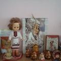 Национальный уголок «В гостях у куклы Айвики»