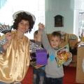 Экологический проект для детей подготовительной группы на тему «Птичья столовая»