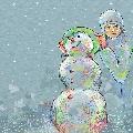 Легкие праздники каждый день. 25 января. День счастливых снеговиков