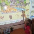 Конспект занятия «Путешествие в зоопарк (Животные жарких стран)» в форме беседы с использованием интерактивной доски