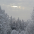 Фоторепортаж «Где живет зима летом?»