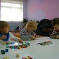 Развитие сенсомоторных способностей детей раннего возраста посредством дидактических игр