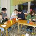 Мастер-класс для родителей по изготовлению самодельной куклы «Из ткани и бумаги мастерим, как маги»