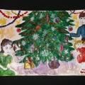 Новогодние каникулы глазами детей и их родителей