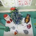 Композиция «Новый год в лесу»