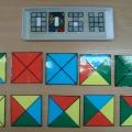 Дидактическая игра «Цветные квадраты»
