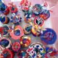 Проект по бисероплетению для детей подготовительной группы «Цветок для мамы»