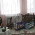 Знакомство детей подготовительной группы с жизнью и бытом казаков!