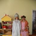 Праздник «Масленица» в нашем саду (с детьми 4–5 лет)
