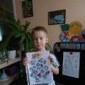 Карта желаний-письмо Деду Морозу (Работы родителей с детьми)
