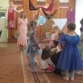 Детский семейный праздник «Мы все вместе— одна семья!»