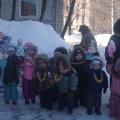 Ознакомление детей с народными традициями в условиях детского сада. Масленица