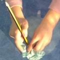 Аппликация в технике «Торцевание»