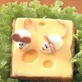 Бутерброд «Мышата»