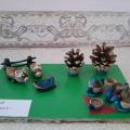 Выставка работ «Осень и фантазия»