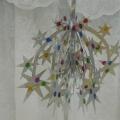 Новогодняя игрушка (подвеска)— «Звездопад»